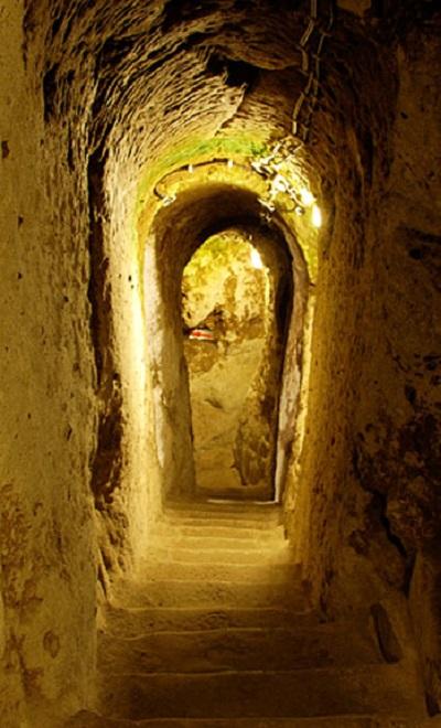 derinkuyu - underground city 4