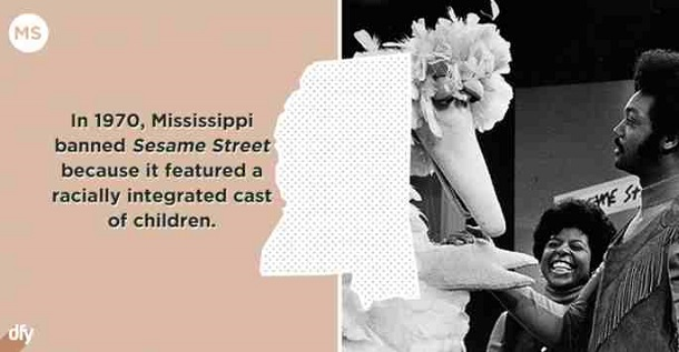 embarrassing state fact - mississippi