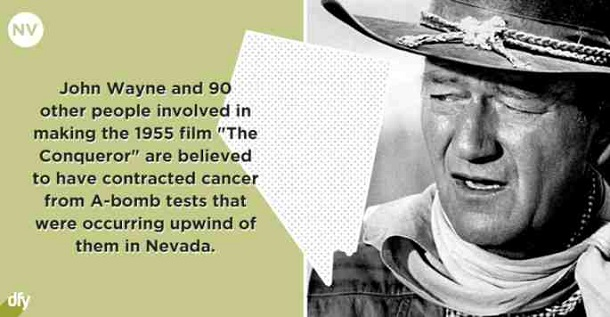 embarrassing state fact - nevada