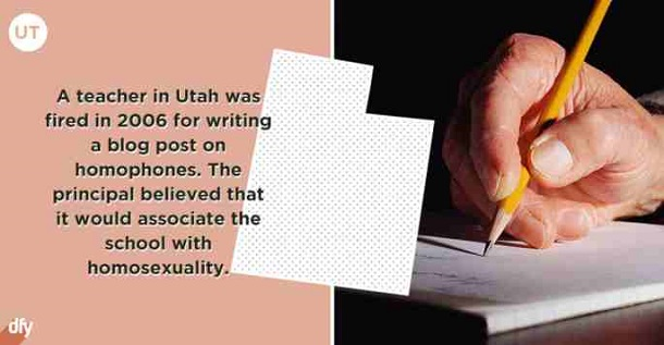 embarrassing state fact - utah