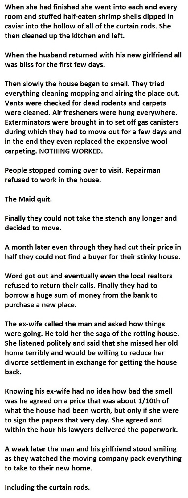 Wife Gets Epic Revenge Ever After Cheating Husband Gives Her