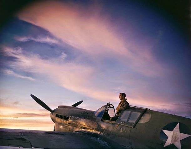 27 Rare Color Photographs of World War II - Atchuup! - Cool