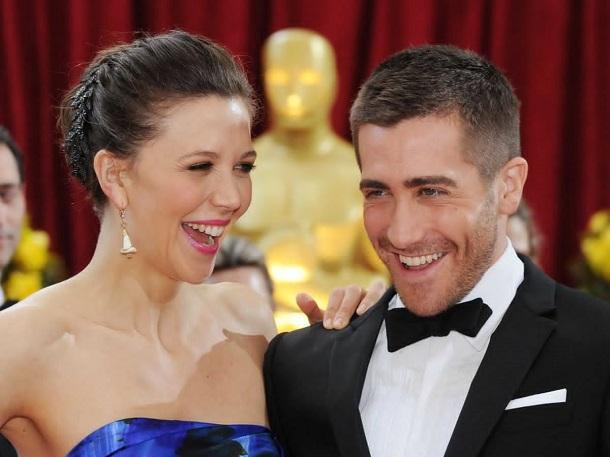 smart celebrities - Jake and Maggie Gyllenhaal