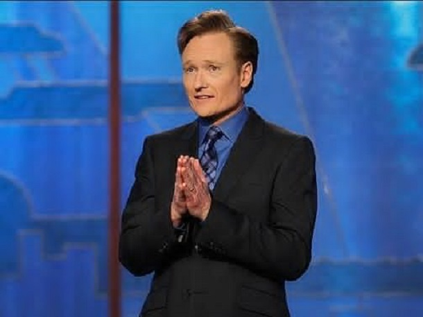 smart celebrities - conan o brien