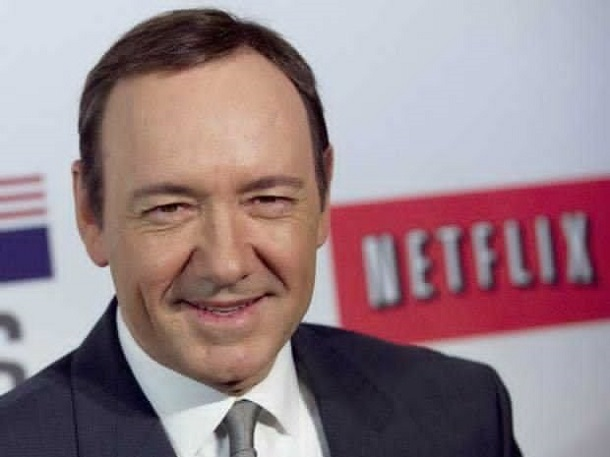 smart celebrities - kevin spacey