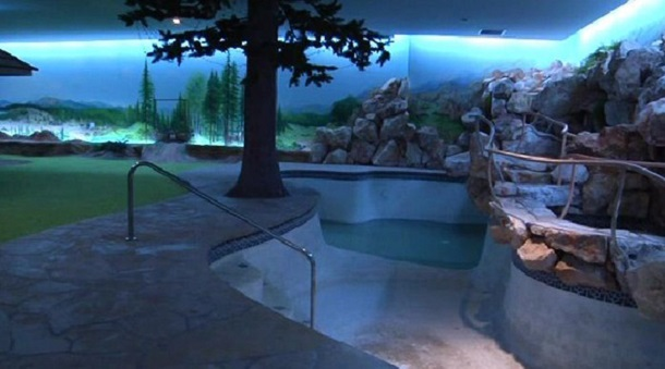 vegas home underground secret 13