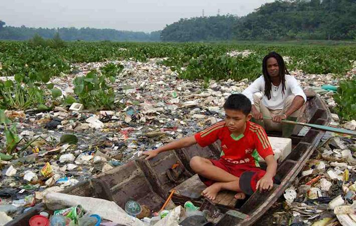 Citarum River, Indonesia (2)