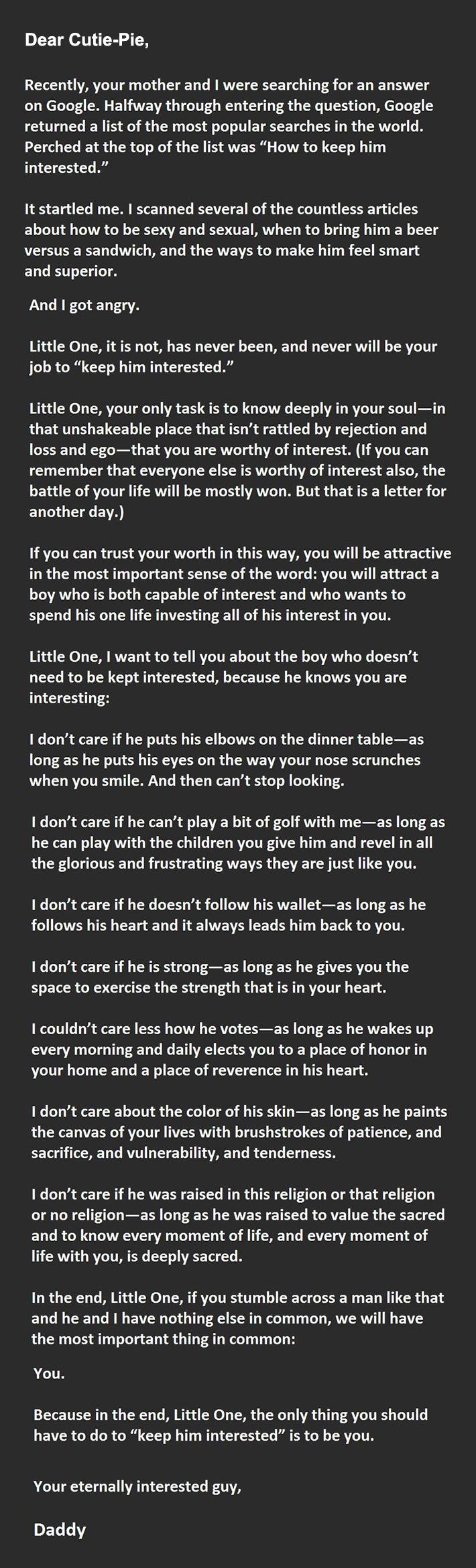 Intrstd Letter