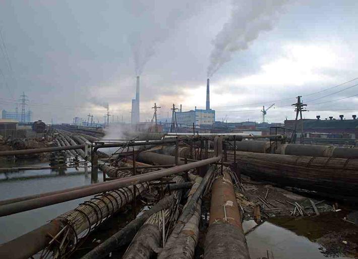 Norilsk, Russia (2)