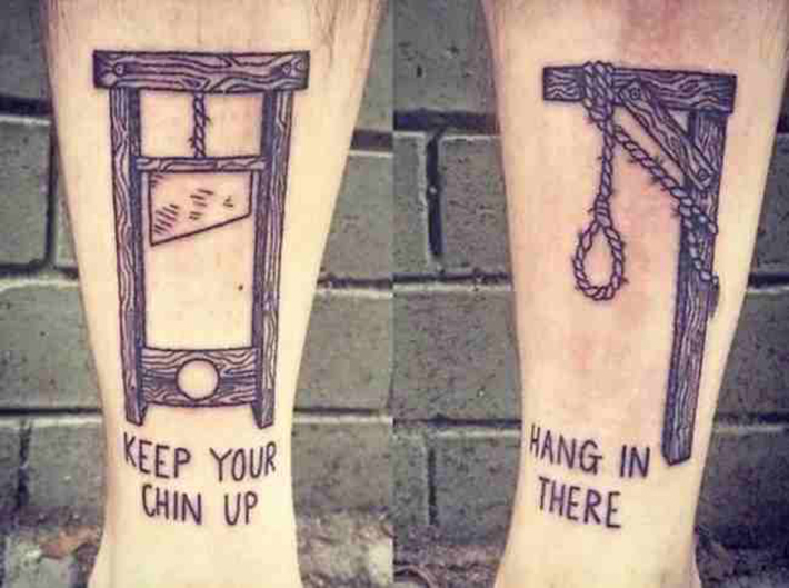 clever tattoos 1