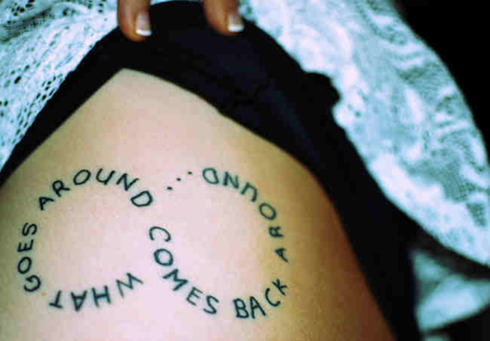 clever tattoos 15