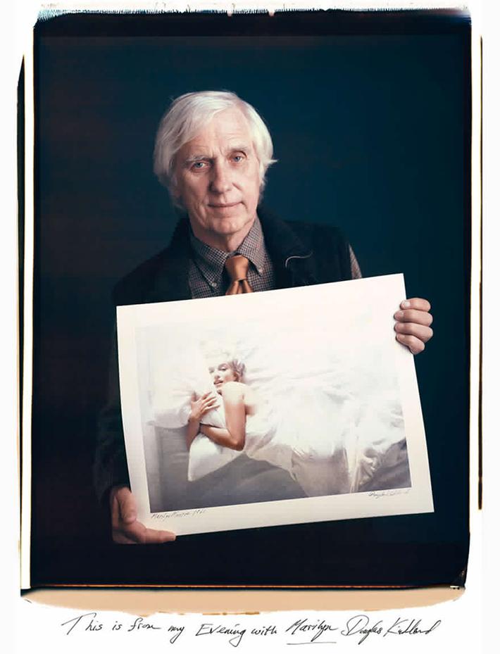 famous photographers - douglas kirkland