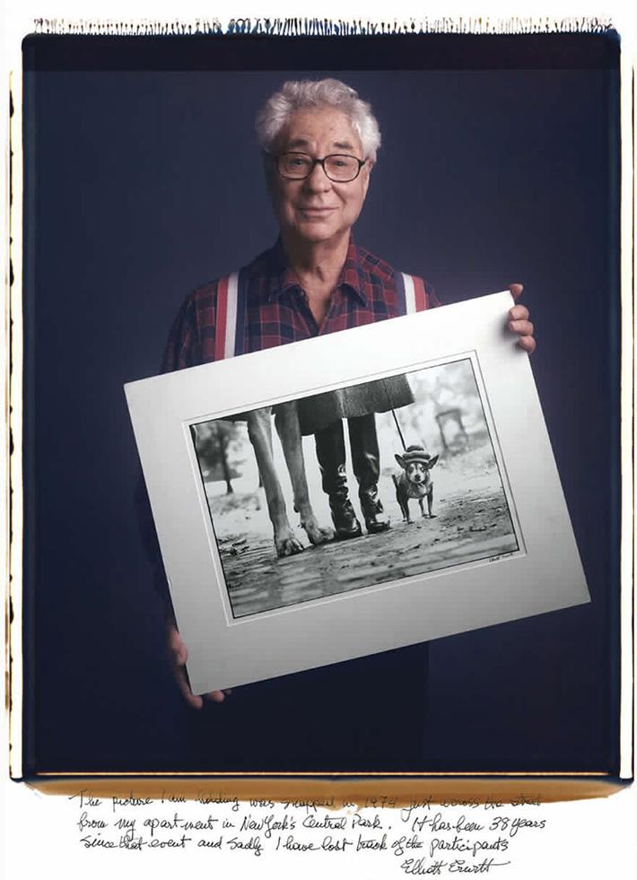famous photographers - elliott erwitt