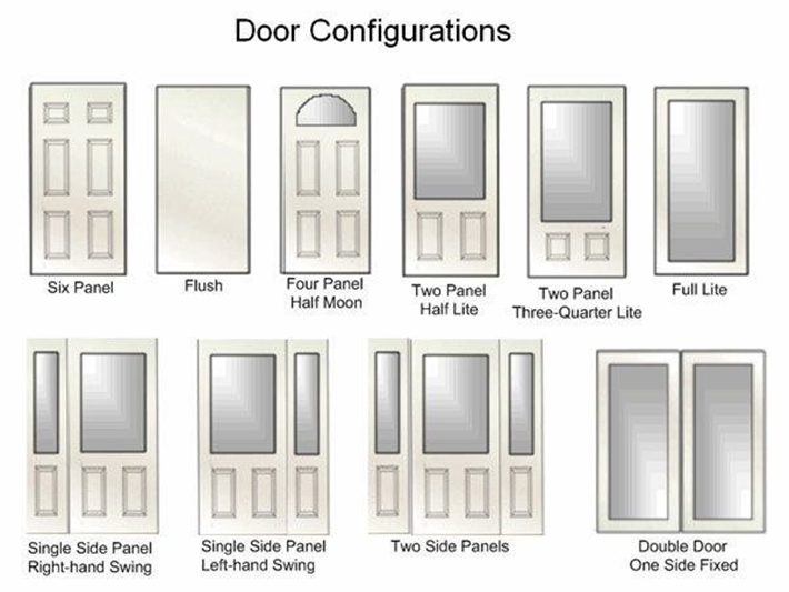 Double Entry Door Sizes. Custom Doors Wood Doors Made To Order ...
