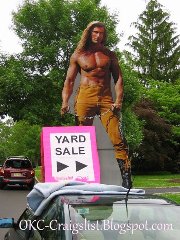 19 Ridiculously Funny Garage Sale Signs You'll Ever See ...