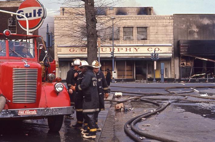 dc riot 1968 - 9