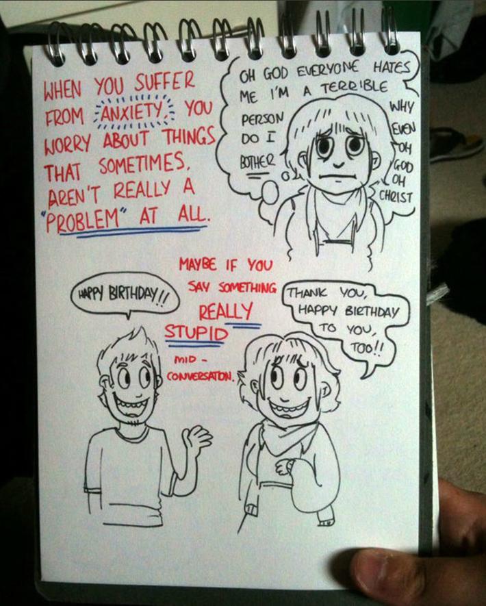 explain anxiety 4