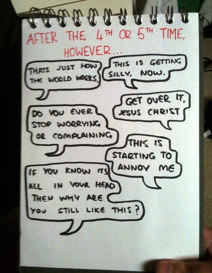 explain anxiety 7