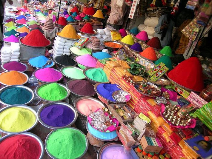 Resultado de imagem para holi festival india