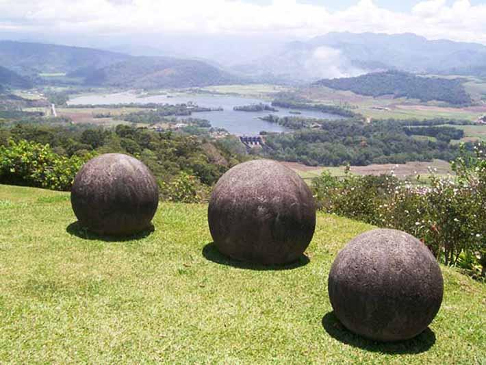 stone spheres, costa rica