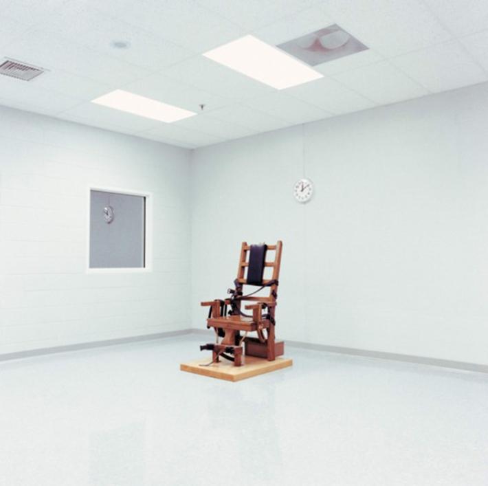 us execution chambers 26