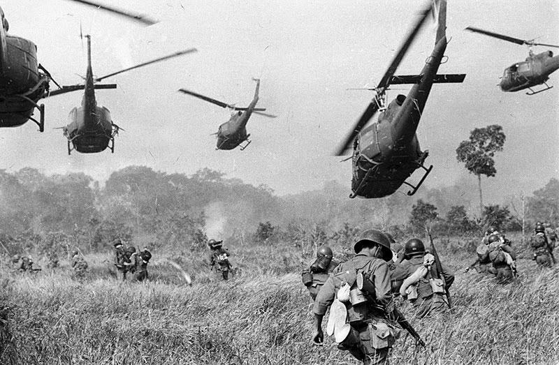 50 Incredible Photos Of The Vietnam War