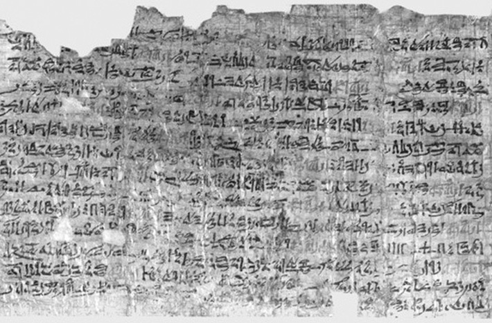 The Ipuwer Papyrus