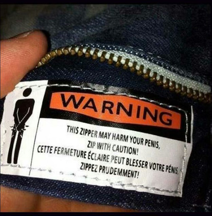hilarious warning signs 13