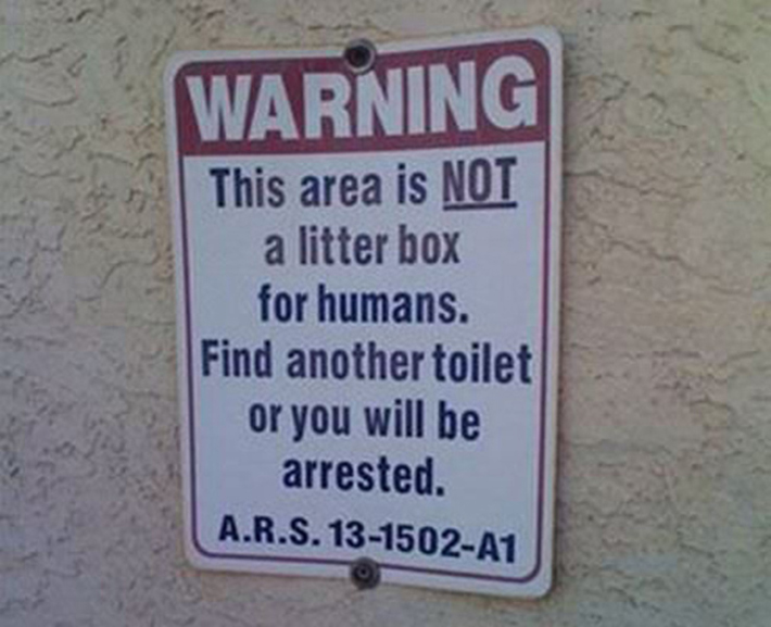 hilarious warning signs 17