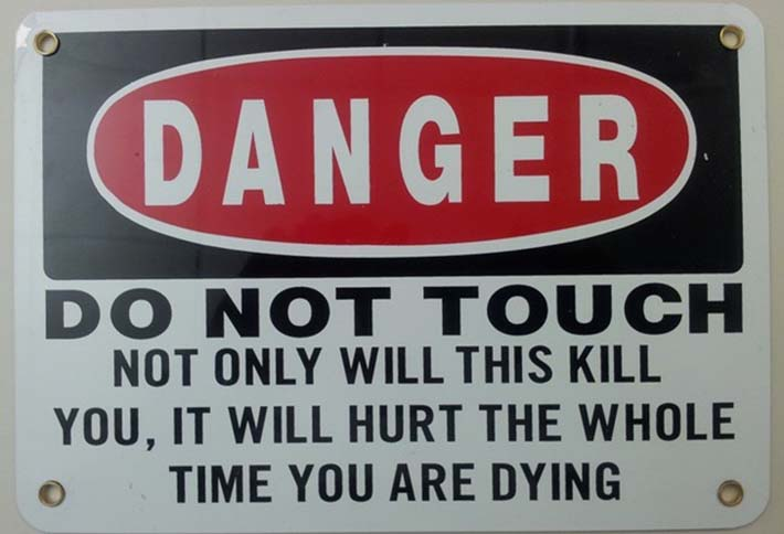 hilarious warning signs 41