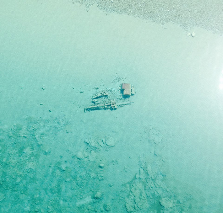 shipwrecks - lake michigan 3