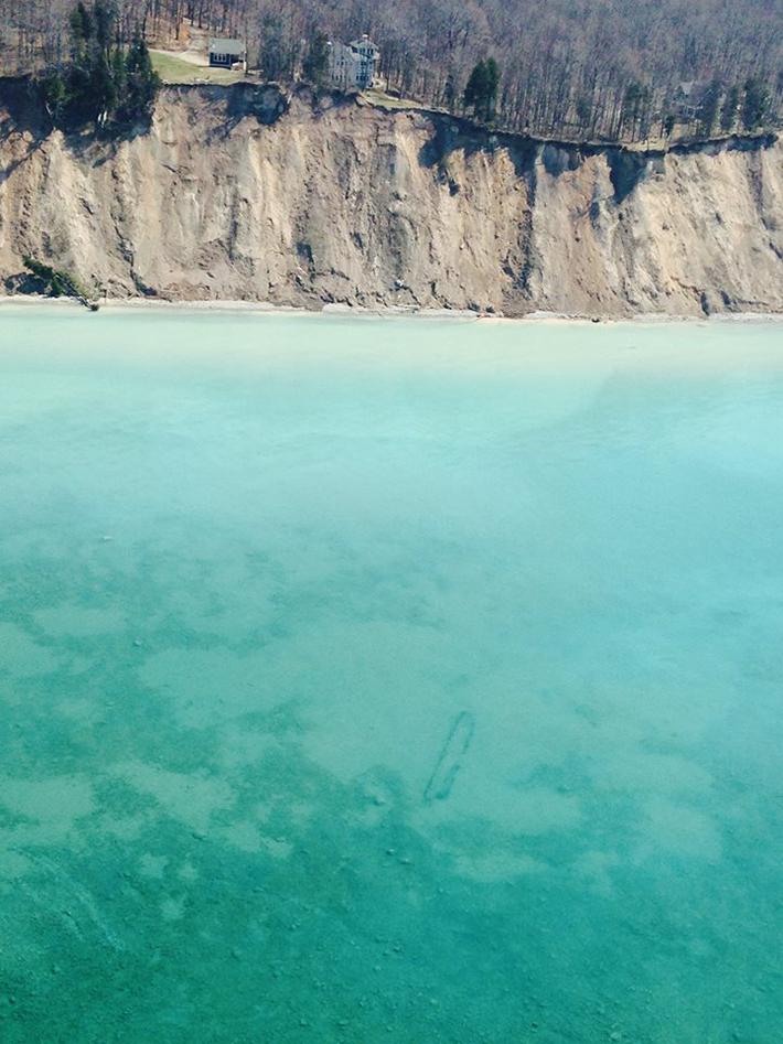 shipwrecks - lake michigan 6