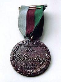 http://en.wikipedia.org/wiki/Dickin_Medal