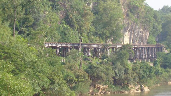 scariest train rides - burma-thailand railway (1)