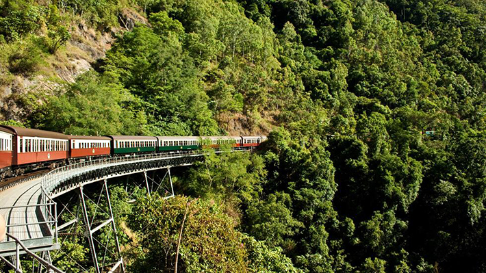 scariest train rides - kuranda scenic railway (1)