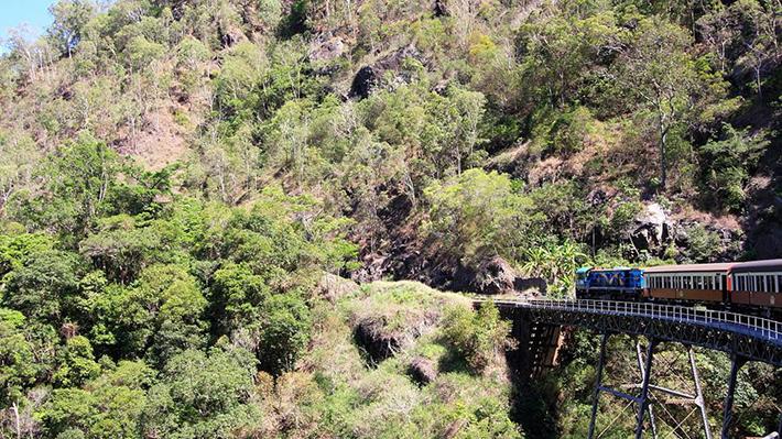 scariest train rides - kuranda scenic railway (2)