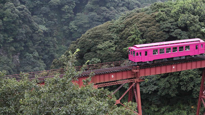 scariest train rides - minamiaso railway (1)