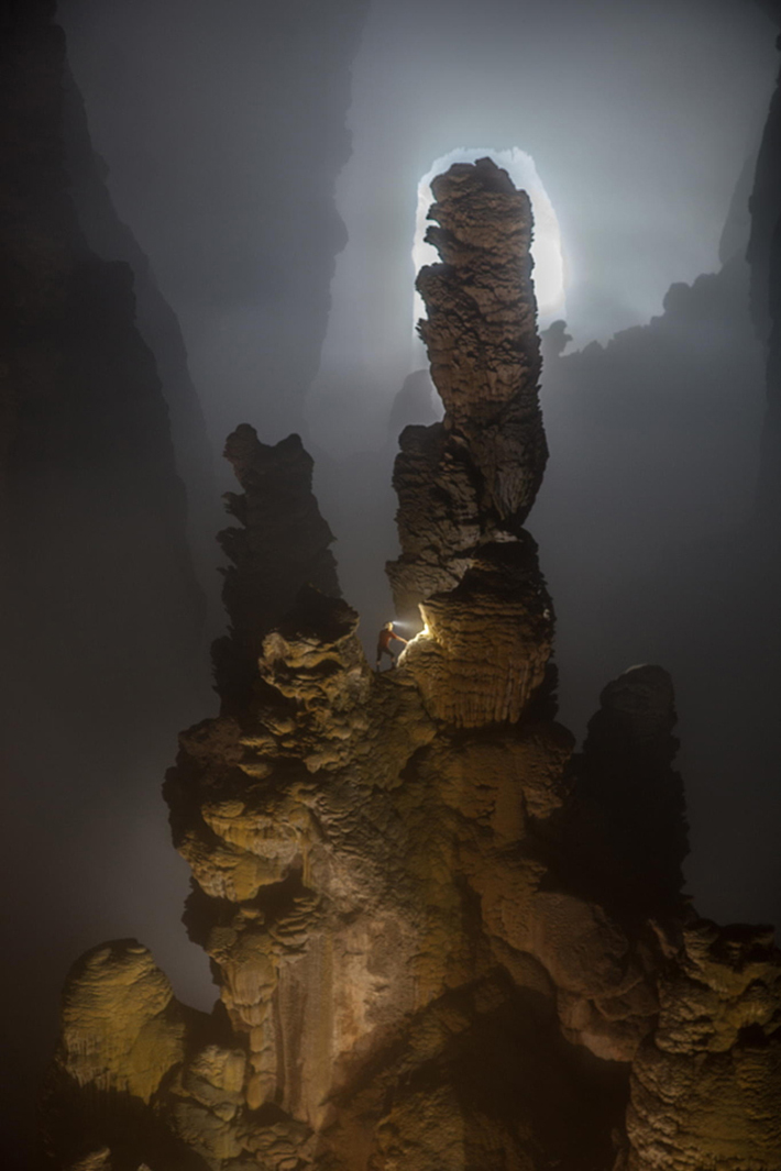 Real Underground Kingdom That Has Existed for Millions of Years Went Unnoticed, Until Recently...