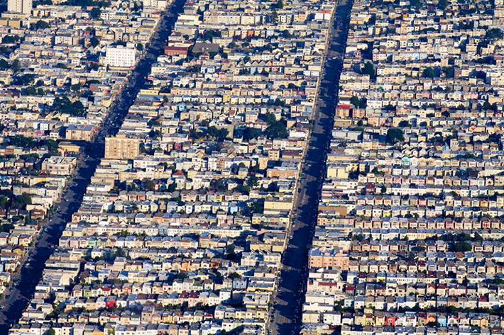 aerial photos - calif