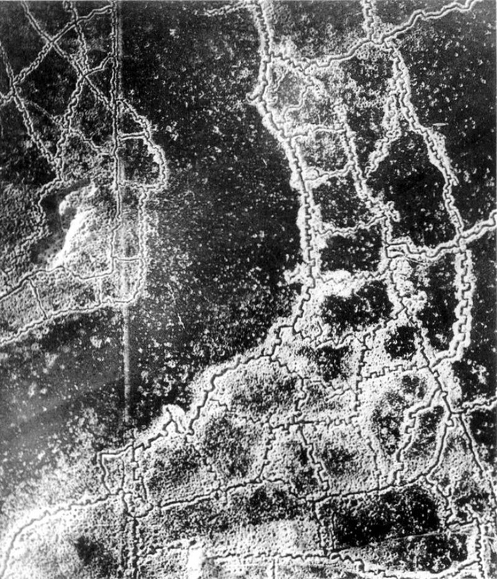 aerial photos - loos-hulluch