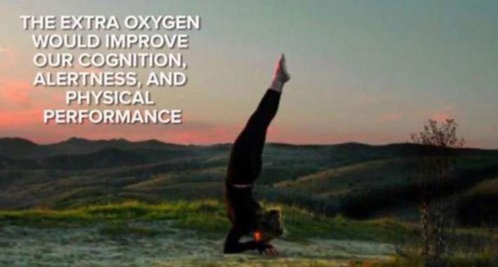 no oxygen for 5 sec - 21