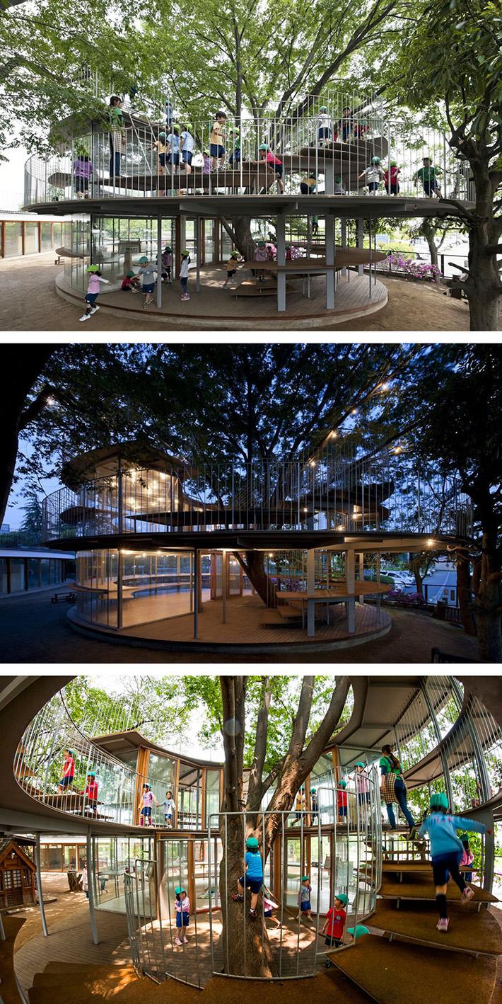 tree house 12