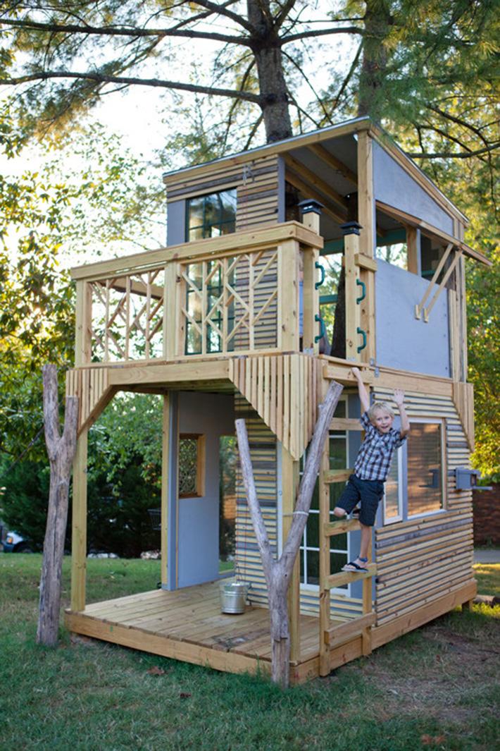 tree house 22