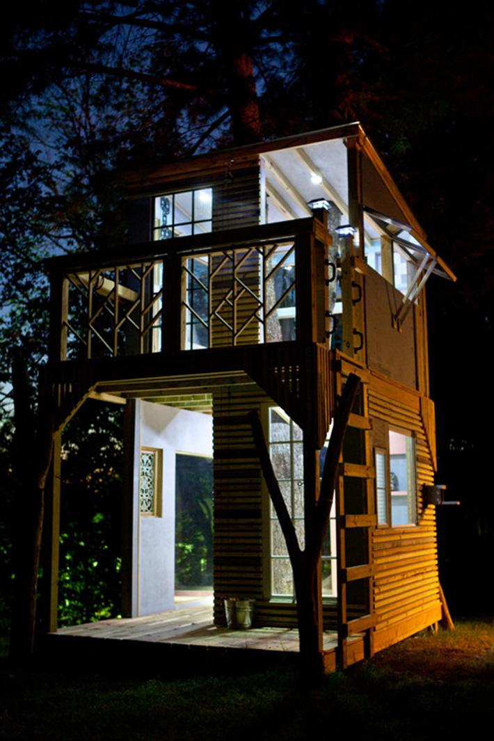 tree house 23