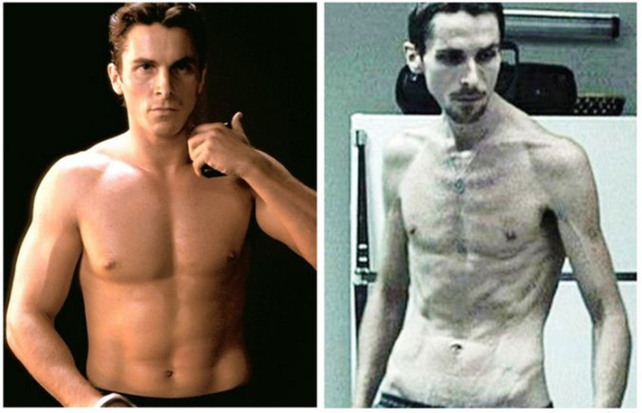 extreme transformations for a movie role 1