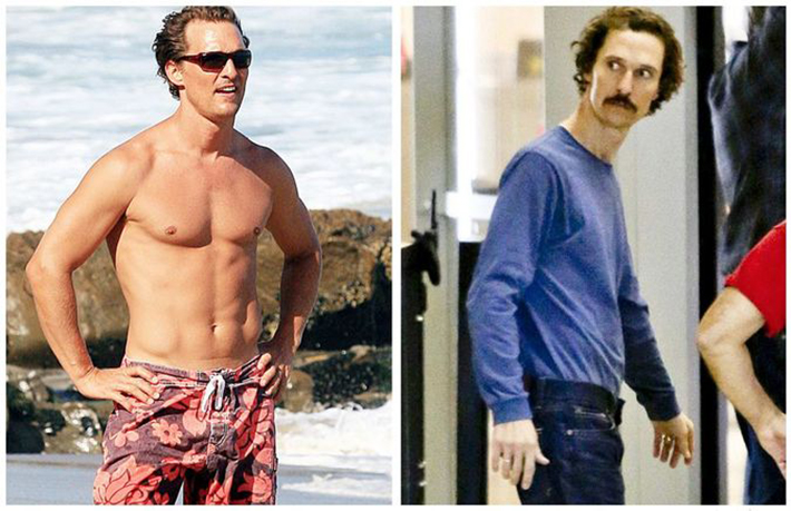 Celebrity Pics: The Best Body Transformations for a Movie ...