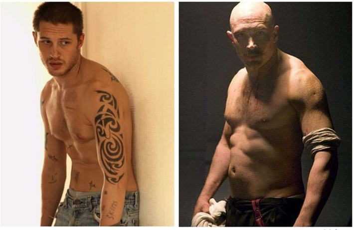 extreme transformations for a movie role 25