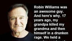 Robin Williams May Have Had His Problems, But This Is Amazing