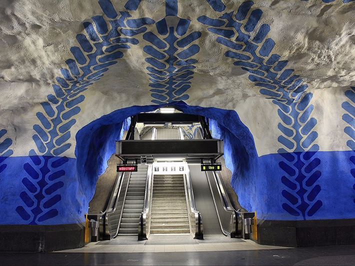 beautiful metro stations 11