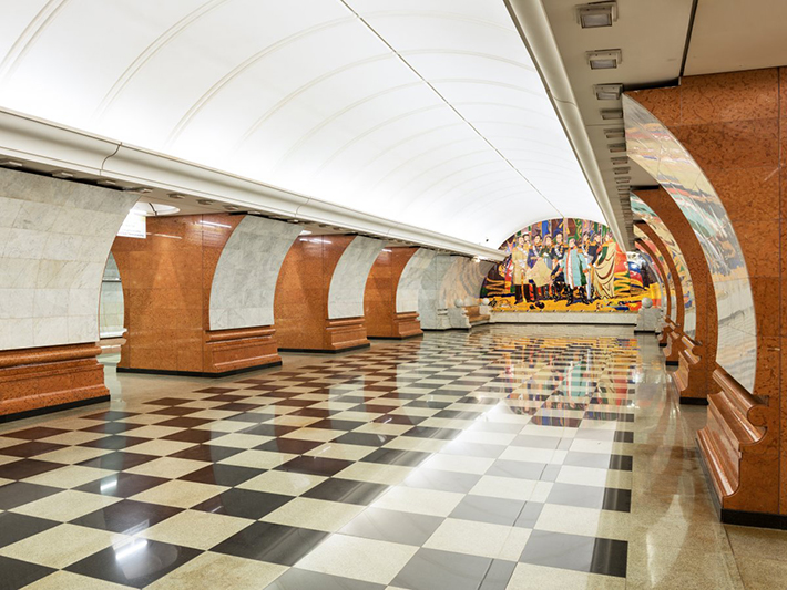 beautiful metro stations 13